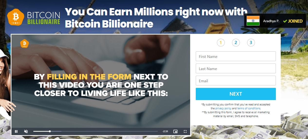 Bitcoin Billionaire Reviews - Become a Billionaire!