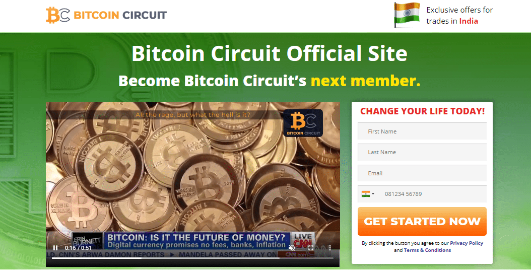 Bitcoin Circuit Reviews - Future of Trading