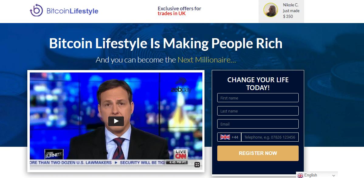 Bitcoin Lifestyle Reviews - Become Bitcoin Billionaire