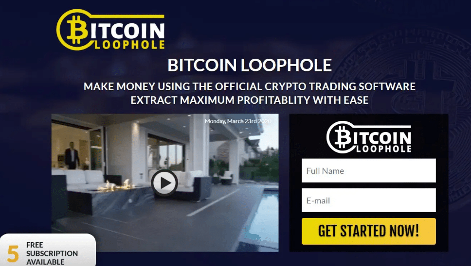 Bitcoin Loophole Reviews - Advanced Algorithms for Trading