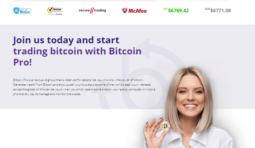 Bitcoin Pro Reviews - Is Bitcoin Pro Legit