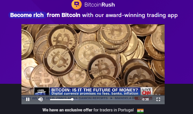 Bitcoin Rush Reviews - Award Winning Trading App