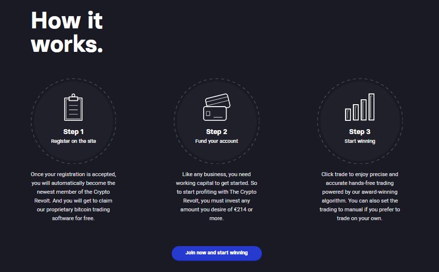 Bitcoin Rush Reviews - How to Open an Account?